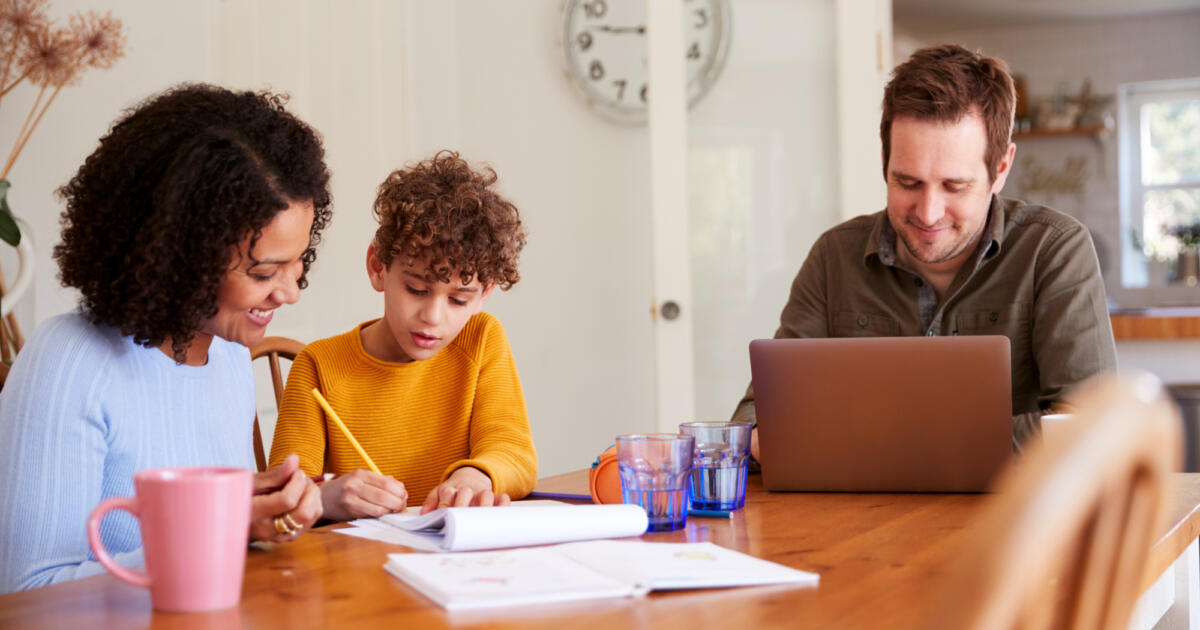 Quarantined with Kids: 10 Tips to Balance Family, Work and Schooling |  Ochsner Health