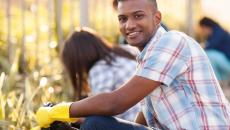 Thinkstockphotos 177635158 Teenage Boy Volunteering