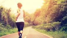 Thinkstockphotos 475360834 Woman Running On Path