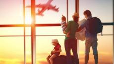 Thinkstockphotos 521465442 Family In Flight