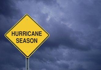 124926785 Hurricane Sign
