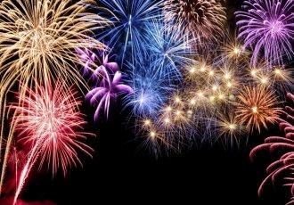 461096859 Fireworks Display