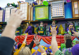 Are Mardi Gras Beads Safe for Kids