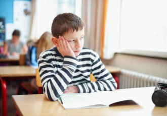 Kid Behavior ADHD Getty Images 109723548