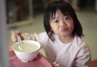 Thinkstockphotos 482118737 Toddler Disliking Food