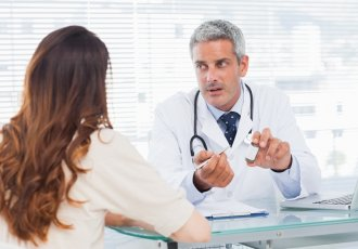 Thinkstockphotos 497635903 Doctor Talking With His Patient Seriously