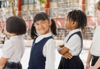 Thinkstockphotos 82796394 School Kids