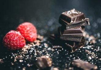 Berries Chocolates Delicious 918327