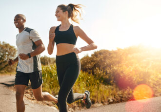 Running couple running medicine fitness 2020 24 1