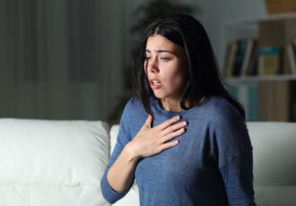 Shortness of breath coronavirus