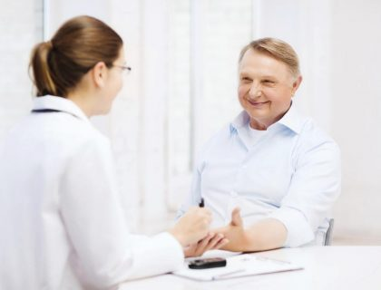 2. Schedule an appointment with a diabetes educator.