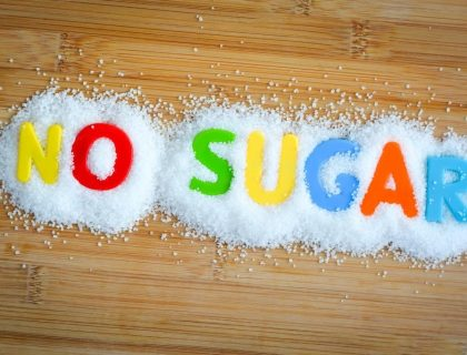7. Eliminate sugar sweetened beverages from your diet.
