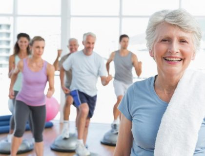 6. Add physical activity into your routine by moving more daily.