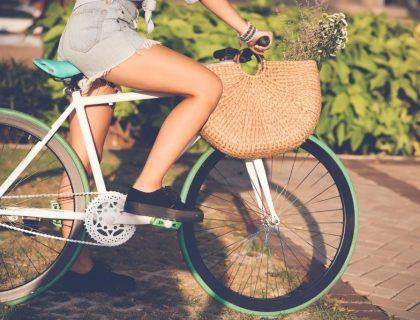 Ride Your Bike / Take a Walk