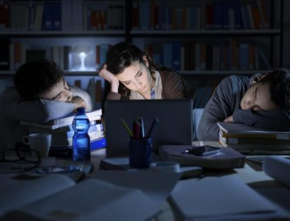 Avoid All-Nighters