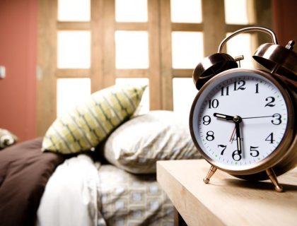 Sleep: Keep A Schedule