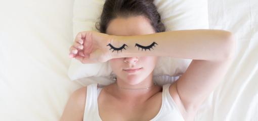 Eight Ways to Get a Better Night's Sleep