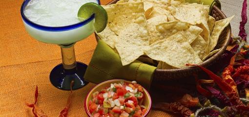 Healthy Tortilla Chips For Cinco de Mayo