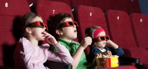 Why Your Child is Restless in 3D Movies