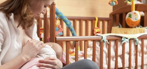 It's All About the Latch: Breastfeeding Tips for New Moms