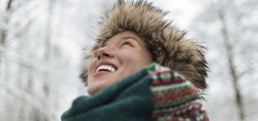 How To Avoid Dry Skin in Winter Weather