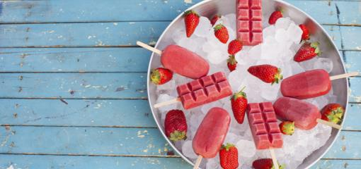 Healthy and Refreshing Summertime Treats