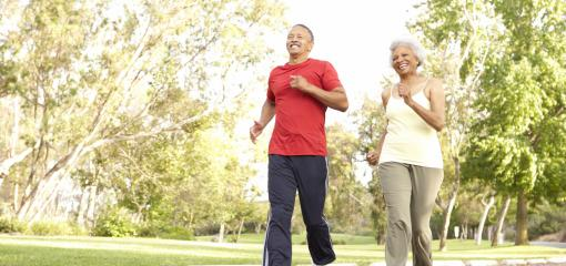 Get Moving! Benefits of Exercising for Mature Adults