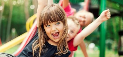 Playing Outside Can Reduce the Risk of Short-Sightedness in Kids