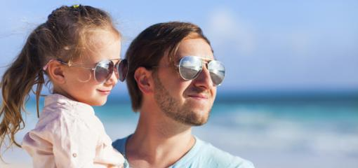 UV Protection for Your Eyes During The Summer