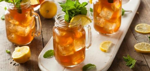 Four Ways to Enjoy Iced Tea