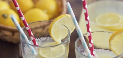 Lighten Up Your Lemonade