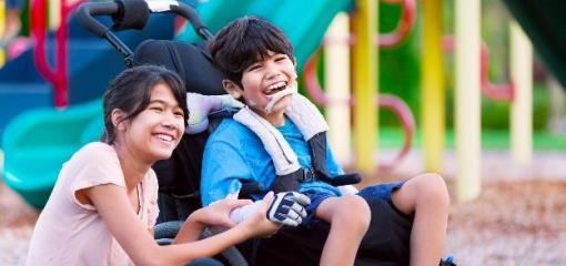 Benefits of Physical Activities for Children with Special Needs