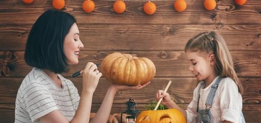 Tips to Create a Family-Friendly Jack O'Lantern