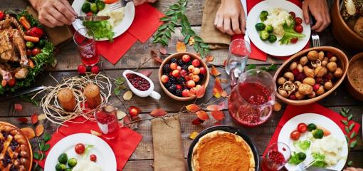 10 Tips to Help Manage Your Diabetes During the Holidays