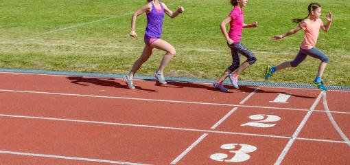 Running Safety for Children