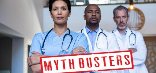 MythBusters: Medical Show Edition
