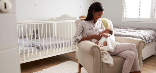Breastfeeding Support for New Moms