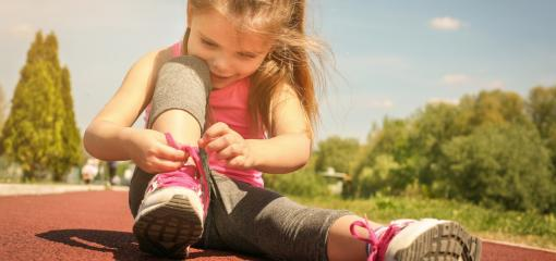 Walking/Running Athletic Shoes for Children