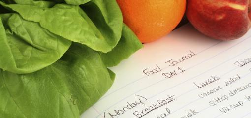 Food Journaling: Recording Your Way to Success
