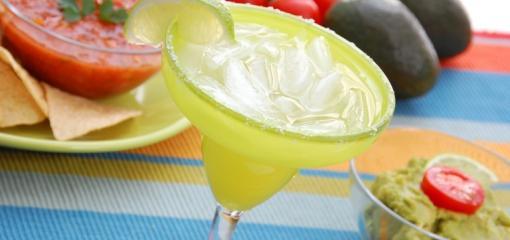 Slimmed-Down Margaritas for Cinco de Mayo