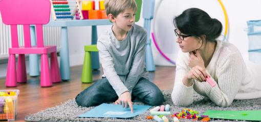 How Can a Speech-Language Pathologist Help Your Child?