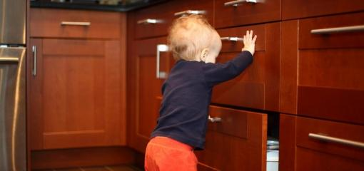 Storing Cleaning Products When You Have Kids