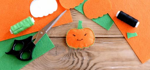 Preschool Pumpkin Craft Ideas
