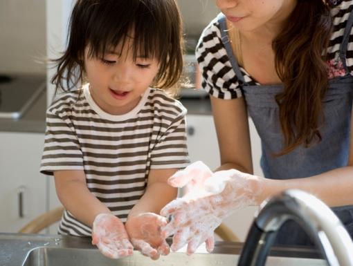 Celebrate Sink-O de Mayo: Hand Hygiene Day