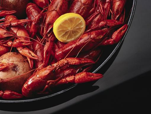Is Crawfish High in Cholesterol?
