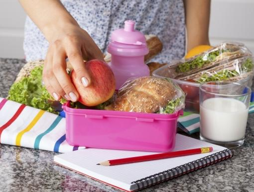 3 Healthy Ideas for Your Child's School Lunch