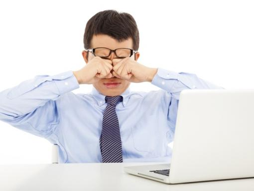 Tips on Easing Eye Strain at the Computer