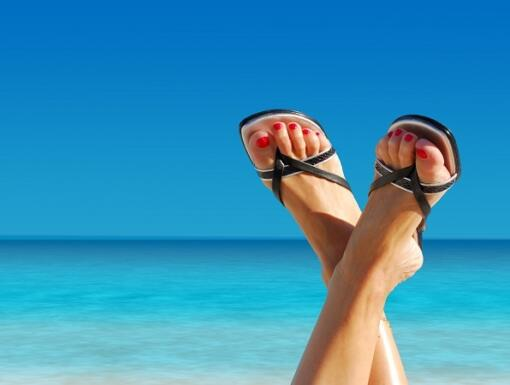 7 Ways to Protect Your Feet This Summer