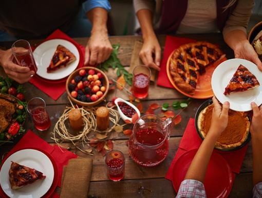 9 Tips for Diabetics During the Holidays