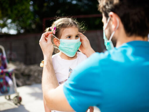 Should Children Wear Face Masks to Prevent COVID-19?